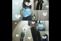 おっぱい綺麗なじぇ~●のブラ試着 僕のお店の試着室10